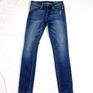 Blank NYC The Reade Skinny Jean Size 24 VGUC
